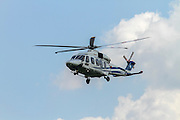 Agusta-Westland AW-139 helicopter Photographed in Italy