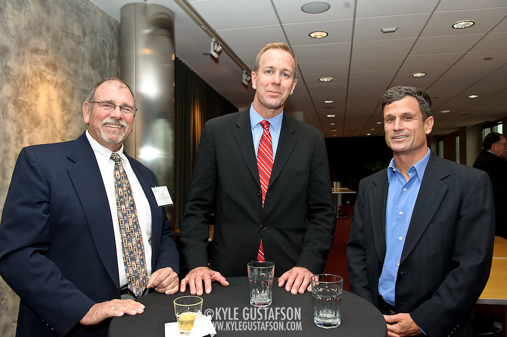 Photos from the Glass Packaging Institute event on April 18th, 2012.