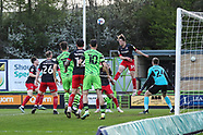 Forest Green Rovers v Exeter City 200421
