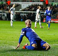 Swansea City v Everton 221213