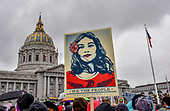 2017 Women's March San Francisco