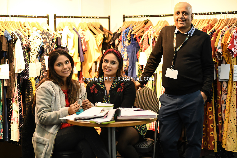 London, UK. 16th February, 2020. Sheen - timeless London exhibition at the LondonEdge 2020   Authentic Lifestyle Fashion Trade Shows and exhibition and Fashion show at Business Design Centre.