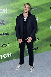 Ryan Dorsey  bei der Premiere der Fernsehserie Pitch in Los Angeles / 130916<br /> <br /> ***Pitch TV Series Premiere, Los Angeles, USA, September 13th, 2016***