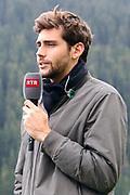 """Alvaro Soler beim Open Air-Festival """"Der Berg bebt!"""" vom 15.07.2017 auf dem Plaun Grond, Flims."""