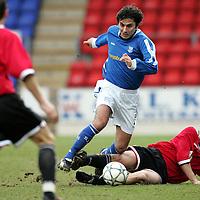 St Johnstone FC February 2006