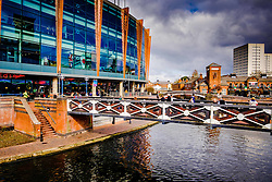 The Barclaycard Arena (previously the National Indoor Arena) is an indoor sporting and entertainment venue in Birmingham, England,  UK.<br /> <br /> (c) Andrew Wilson | Edinburgh Elite media