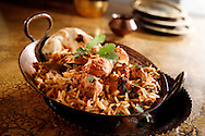 Traditional Chicken Biryani  Indian food recipe pictures, stock  photos fotos & images