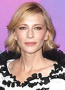 London Film Festival Connects: Julian Rosefeldt & Cate Blanchett - Photocall