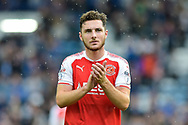 Fleetwood Town Defender, Lewie Coyle (2) during the EFL Sky Bet League 1 match between Portsmouth and Fleetwood Town at Fratton Park, Portsmouth, England on 16 September 2017. Photo by Adam Rivers.