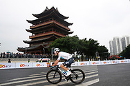 Owain Doull (GBR - Team Sky) during the Tour of Guangxi 2018, Stage 3, Nanning - Nanning (125,4 km) on October 18, 2018 in Nanning, China - photo Luca Bettini / BettiniPhoto / ProSportsImages / DPPI