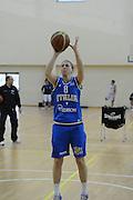 DESCRIZIONE : Roma Acqua Acetosa amichevole Nazionale Italia Donne<br /> GIOCATORE : Cinzia Arioli<br /> CATEGORIA : tiro<br /> SQUADRA : Nazionale Italia femminile donne FIP<br /> EVENTO : amichevole Italia<br /> GARA : Italia Lazio Basket<br /> DATA : 27/03/2012<br /> SPORT : Pallacanestro<br /> AUTORE : Agenzia Ciamillo-Castoria/GiulioCiamillo<br /> Galleria : Fip Nazionali 2012<br /> Fotonotizia : Roma Acqua Acetosa amichevole Nazionale Italia Donne