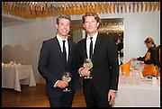 BENJAMIN WEST; AYMERIC SANCERRE, Veuve Clicquot World's Best Female chef champagne tea party. Halkin Hotel. Halkin St. London SW1. 28 April 2014.