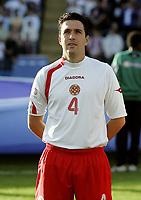 Fotball<br /> Landskamp International<br /> Kvalifisering Qualification EM Euro 2008<br /> 02.06.07<br /> Ullevaal Stadion<br /> Norge Norway - Malta<br /> Brian Said<br /> Foto - Kasper Wikestad