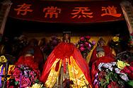 Chao Dian, at the Taoist Tian Feng Ling Temple, Beiyue Hengshan Mountain, Datong, Hunyuan County, Shanxi Province, China