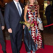 NLD/'Amsterdam/20170915 - Willem-Alexander en Máxima bij première 'Ode aan de Meester', Koningin Maxima en Koning Willem Alexander
