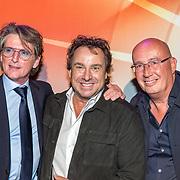 NLD/Utrecht/20171002 - Uitreiking Buma NL Awards 2017, Erik de zwart, Marco Borsato, Daniel Dekker