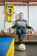 Ex-voetballer Thomas Caers