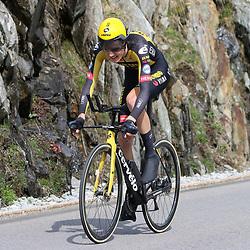 ANDERMATT (SUI) CYCLING<br /> Tour de Suisse stage 7<br /> <br /> Gijs Leemreize