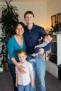 Family Portraits | Simon & Dina