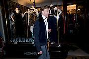 henry conway- Jackdawstore. Pop Up store by PPQ. No 6 Burlington Arcade. London. 8 April 2009