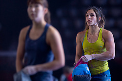 Alex Puccio of USA during Qualifications of Adidas RockStars 2018, on September 21, 2018 in Porsche-Arena, Stuttgart, Germany. Photo by Urban Urbanc / Sportida