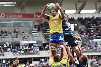 Julien Pierre - 23.05.2015 - Montpellier / Clermont - 26e journee Top 14<br />Photo : Alexandre Dimou / Icon Sport