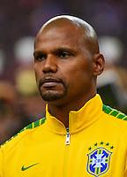 "Conmebol - Copa America CHILE 2015 / <br /> Brazil National Team - Preview Set // <br /> Jefferson de Oliveira Galvao "" Jefferson """