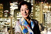Portraits of Yoshiko Shinohara, President of TempStaff, Tokyo - 2007