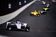 May 24-26, 2019: 103rd Indianapolis 500. 15 Graham Rahal, United Rentals, Honda, Rahal Letterman Lanigan Racing