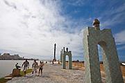 Recife_PE, Brasil..Cais da Alfandega em Recife, Pernambuco..Alfandega quay in Recife, Pernambuco..Foto: JOAO MARCOS ROSA / NITRO