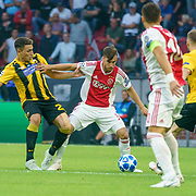 NLD/Amsterdam/20180919 - Ajax - AEK, nr 3 Joël Veltman