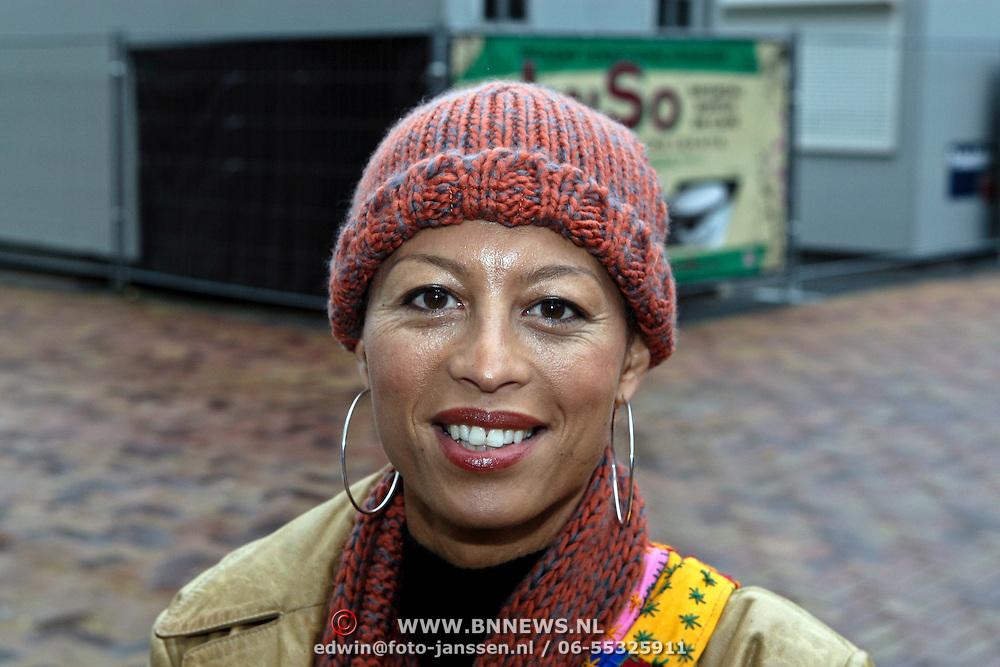 NLD/Amsterdam/20081005 - Première Sinterklaas en het Geheim van het Grote Boek, Maureen du Toit