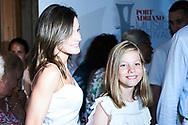Princess Sofia attends Ara Malikian Concert at Porto Adriano on August 2, 2018 in Mallorca, Spain