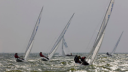 08_024598 © Sander van der Borch. Enkhuizen,  12 September 2008. Nederlands kampioenschap Draak.