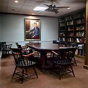 The Moore Library at Trinity Church hosts various in-house groups and community meetings, including NAMI (National Alliance on Mental Illness) and Alcoholics Anonymous, several nights a week. This small and intimate space lends room for parishioners and community members to share their joys and struggles alike.