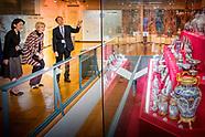 prinses Laurentien bezoekt japan dag 2