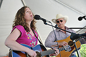 Debbie Hawkins and Miller McPherson Concert at 2011 Tucson Folk Festival