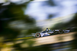 August 31, 2018 - Portland, Oregon, United Stated - GRAHAM RAHAL (15) of the United States takes to the track to practice for the Portland International Raceway at Portland International Raceway in Portland, Oregon. (Credit Image: © Justin R. Noe Asp Inc/ASP via ZUMA Wire)