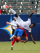Soccer: Honduras vs Costa Rica CONCACAF Olympic Qualifying