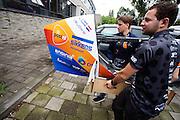 In september wil het Human Power Team Delft en Amsterdam, dat bestaat uit studenten van de TU Delft en de VU Amsterdam, tijdens de World Human Powered Speed Challenge in Nevada een poging doen het wereldrecord snelfietsen te verbreken. Het record is met 139,45 km/h sinds 2015 in handen van de Canadees Todd Reichert.<br /> <br /> With the special recumbent bike the Human Power Team Delft and Amsterdam, consisting of students of the TU Delft and the VU Amsterdam, also wants to set a new world record cycling in September at the World Human Powered Speed Challenge in Nevada. The current speed record is 139,45 km/h, set in 2015 by Todd Reichert.