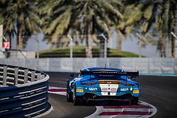 December 14, 2018 - Abu Dhabi, EMIRATS ARABES UNIS - 97 OMAN RACING ASTON MARTIN VANTAGE GT3 PRO AHMAD AL HARTHY (OMN) JONNY ADAM (GBR) DARREN TURNER  (Credit Image: © Panoramic via ZUMA Press)