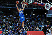 PESARO 11 MARZO 2012<br /> BASKET ALL STAR GAME<br /> ITALIA - ALL STARS<br /> NELLA FOTO POLONARA<br /> FOTO CIAMILLO