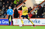 Dani Ceballos (8) of Arsenal on the attack during the The FA Cup match between Bournemouth and Arsenal at the Vitality Stadium, Bournemouth, England on 27 January 2020.