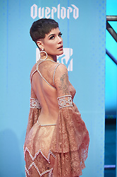 November 4, 2018 - Madrid, Madrid, Spain - DHalsey attends the 25th MTV EMAs 2018 held at Bilbao Exhibition Centre 'BEC' on November 4, 2018 in Madrid, Spain (Credit Image: © Jack Abuin/ZUMA Wire)