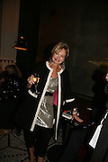Countess Maya von Schonburg, A A Gill party to celebrate the  publication of Table Talk, a collection of his reviews. Hosted by Marco Pierre White at <br />Luciano, 72 St James's Street, London,. 22 October 2007, -DO NOT ARCHIVE-© Copyright Photograph by Dafydd Jones. 248 Clapham Rd. London SW9 0PZ. Tel 0207 820 0771. www.dafjones.com.