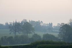 Looking towards Sissinghurst Castle