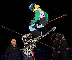 21.01.2011, St. Georgen/Murau, Kreischberg, AUT, FIS Freestyle Ski Worldcup, im Bild Nils Lauper (SUI), EXPA Pictures © 2011, PhotoCredit: EXPA/ Erwin Scheriau