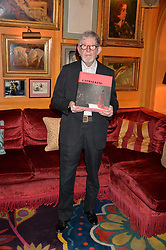 Chris Moore attends CATWALKING, PHOTOGRAPHS BY CHRIS MOORE party hosted by The British Fashion Council & Laurence King Publishing at Annabel's, Mayfair, London England. 6 November 2017.