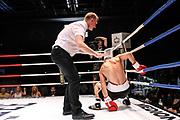 Boxen: WBU-Internationale Meisterschaft, Magomed Yangubaev-Adnan Zlic, Hamburg, 30.07.2016<br /> © Torsten Helmke