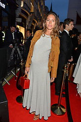 JEMIMA GOLDSMITH at the launch of the new Bulgari flagship store at 168 New Bond Street, London on 14th April 2016.